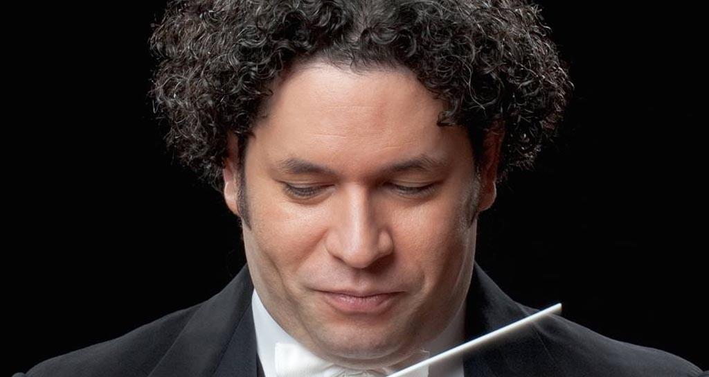 Gustavo Dudamel Photo: Mark Hanauer