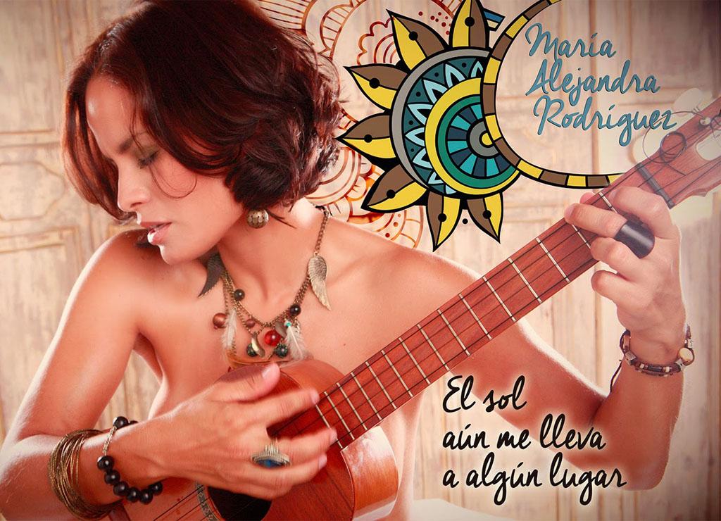 María Alejandra Rodríguez estrena sus temas en sinfónico