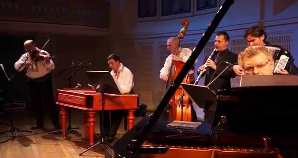 Concierto de Música Kletzmer en la Asociación Cultural Humboldt