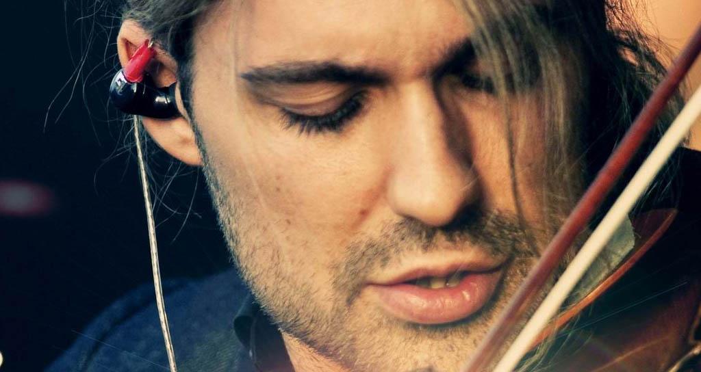 David Garrett… El Rockstar del violín
