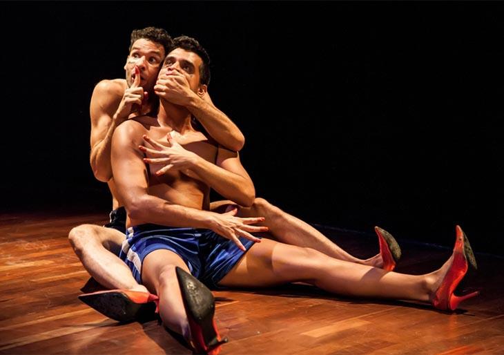 """Compañía de danza contemporánea Sieteocho lleva a escena """"Lo que no se dice"""" en la Sala Cabrujas"""