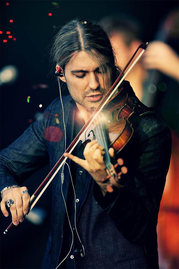 David Garrett... El Rockstar del violín