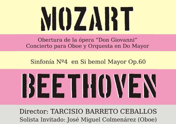 Entre clásico y romántico se transitará por el programa musical que ofrecerá la Orquesta Sinfónica de Lara