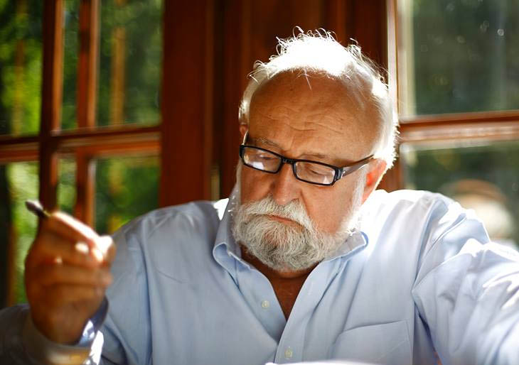 Entrevista con Krzysztof Penderecki, el gran compositor de nuestro tiempo