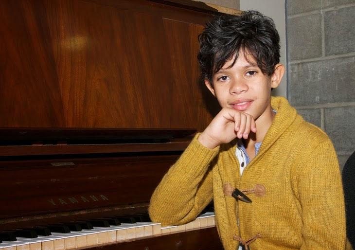 Mozart sonará en el piano de un niño de 10 años