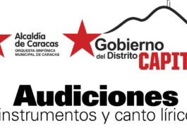 Audiciones OSMC