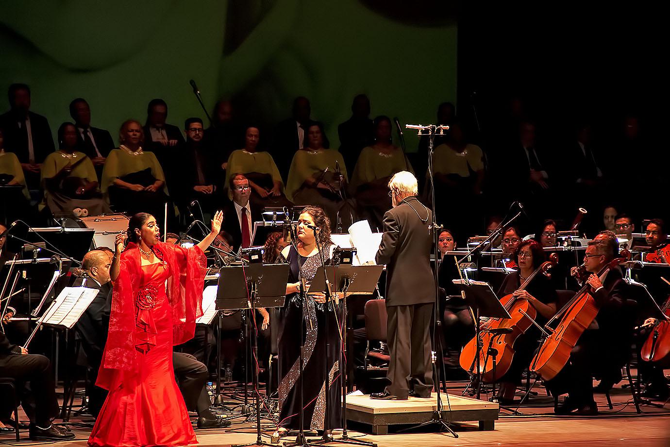 Compositores venezolanos se hicieron sentir en el Teresa Carreño
