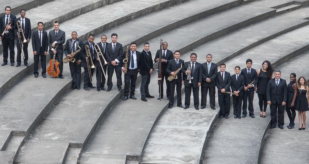 Simón Bolívar Big Band Jazz rinde homenaje a las grandes voces del Jazz