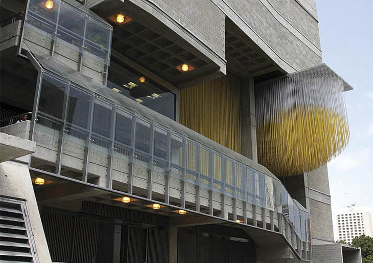 Tomás Lugo Marcano se hace acreedor del Premio Nacional de Arquitectura de la XI Bienal Nacional de Arquitectura