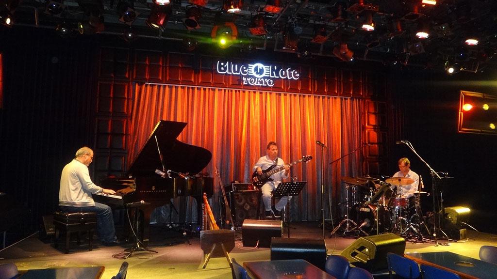 Trío Aldemaro Romero culmina exitosamente gira por Japón