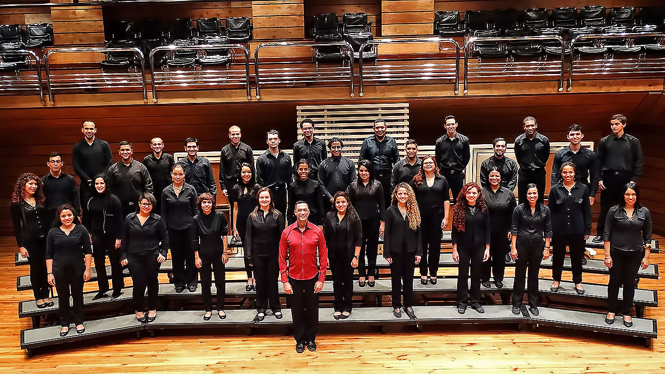 Coro Juvenil del Conservatorio Simón Bolívar demostrará su versatilidad