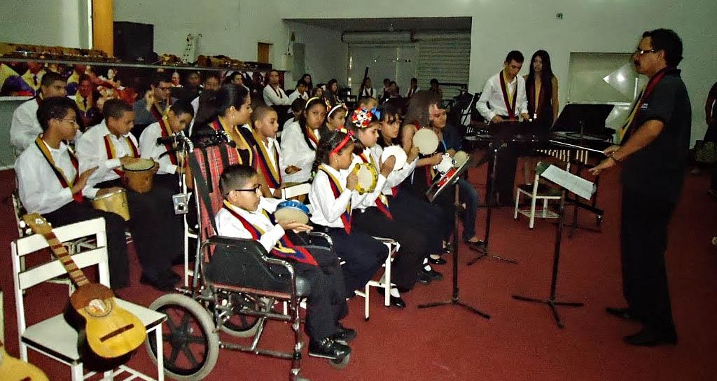Más de 170 músicos protagonizarán Encuentro Regional del Programa de Educación Especial en Guárico