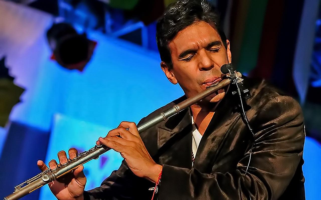 La flauta de Huáscar Barradas suena a navidad