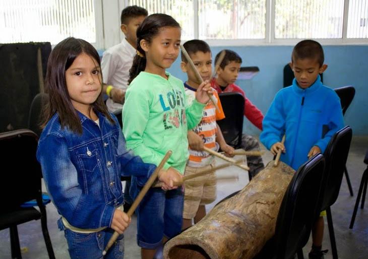 La sólida formación musical de Venezuela destaca en el IX Festival Internacional de Percusión de Los Llanos