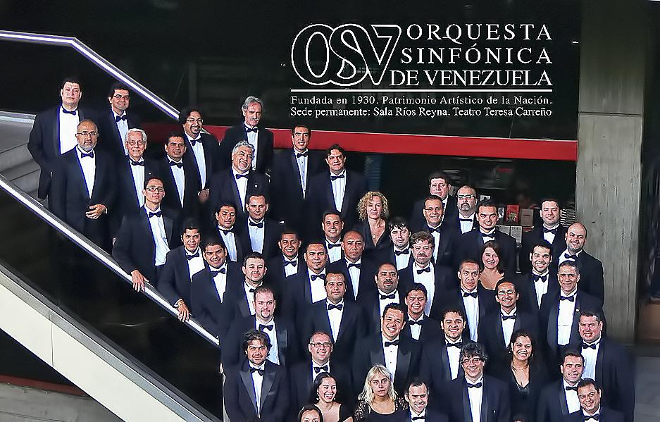 Orquesta Sinfónica de Venezuela Celebra sus 84 añoscon tributo a Prdro Elías Gutierrez