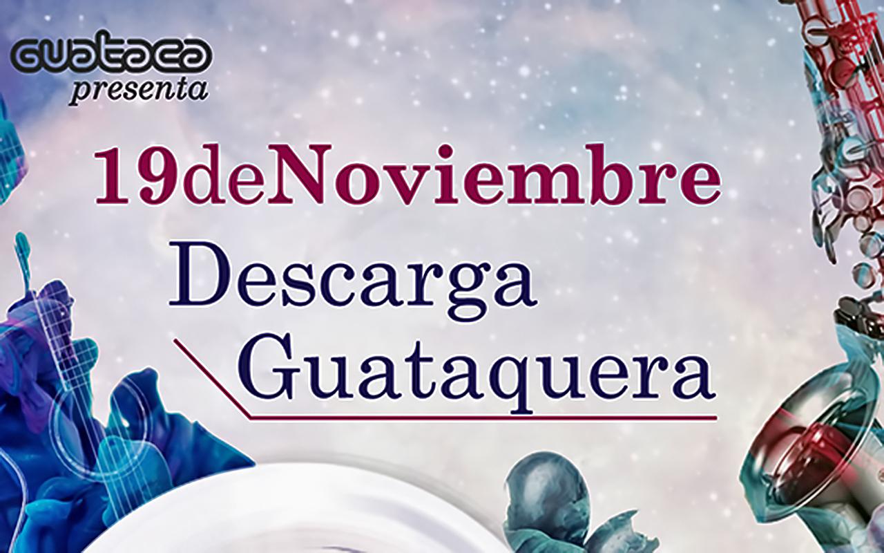 Descarga Guataquera revienta en el Trasnocho Cultural