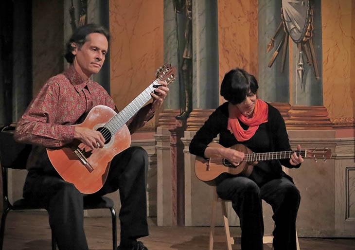 Luis Zea y Clara Marcano regresaron de Dinamarca cargados de éxito