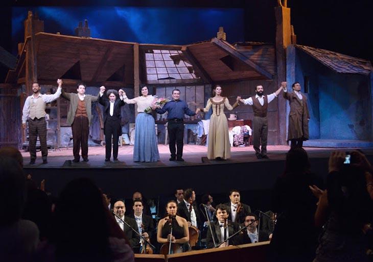 La bohème regresó a Caracas bajo la batuta de Gustavo Dudamel