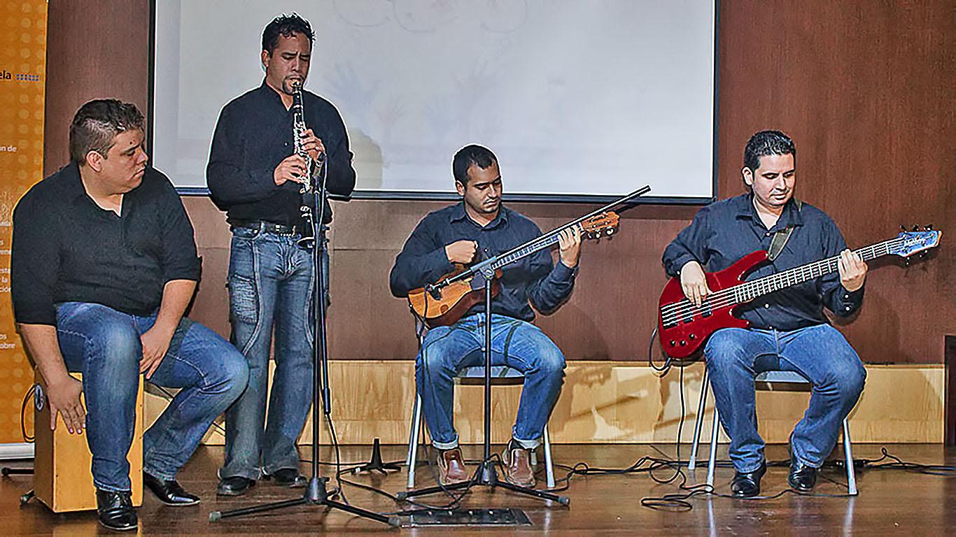 El Ensamble Raudal celebra 10 años haciendo música venezolana