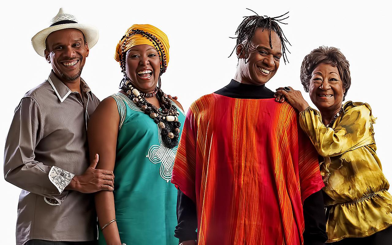NEGRÍSIMO: Un recorrido en el mar musicaldel África Caribeña