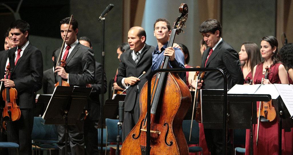 La Sinfónica Juvenil de Caracas despertó fuertes emociones en la música y el arte