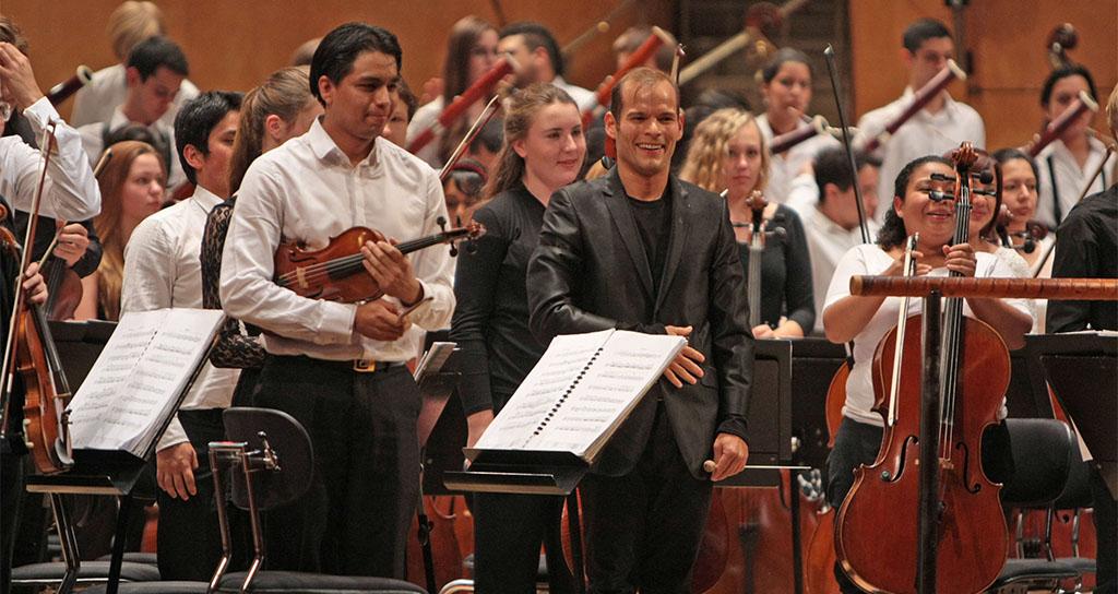 """Sistema de Orquestas de Venezuela está """"abierto a las críticas"""""""