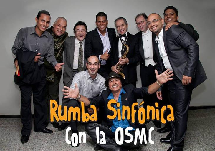 """La Orquesta Sinfónica Municipal de Caracas dará su toque de """"Tango y Rumba"""" al Festival Suena Caracas"""
