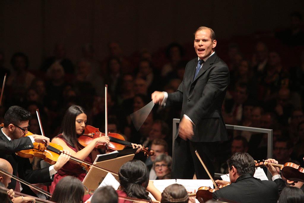Sinfónica Juvenil de Caracas construyó un puente musical entre América Latina y Europa