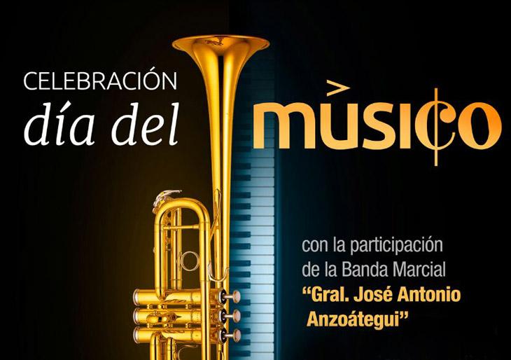 La Filarmónica de Anzoátegui celebra el día del músico