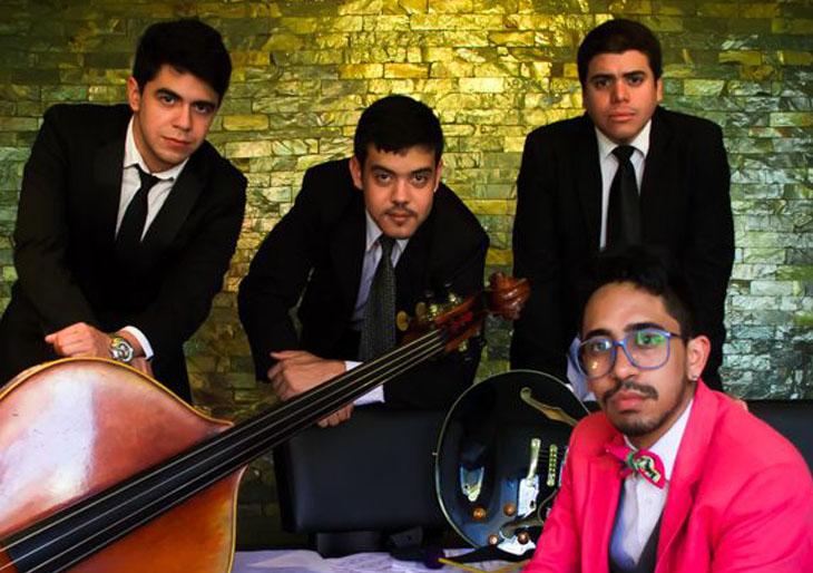 La agrupación Freddy Adrian New Quintet debuta con una gira nacional
