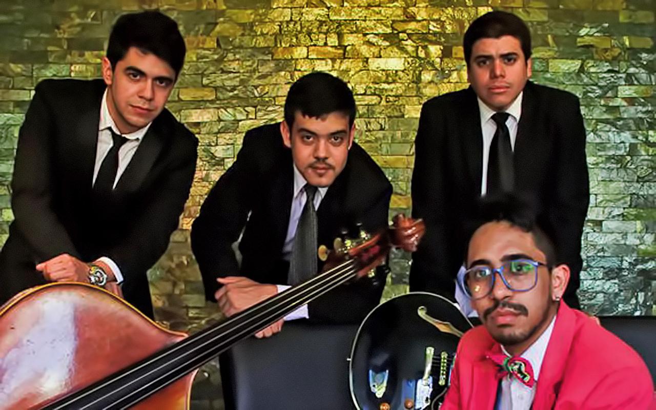 """Freddy Adrian New Quintet """"Nuestras vidas se resumen a cada improvisación, no hay errores, solo creatividad sin limites"""""""