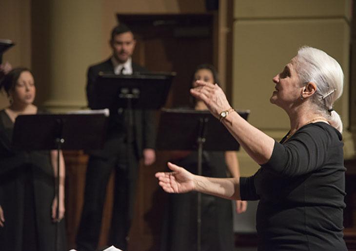 El Mesías de Händel llega a #Preludio de la mano de María Guinand