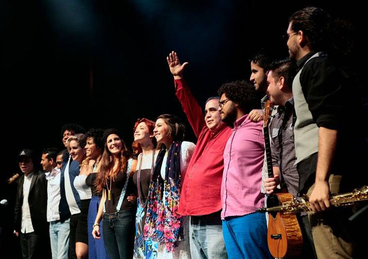 Noches de Guataca cierra con éxito su temporada 2014