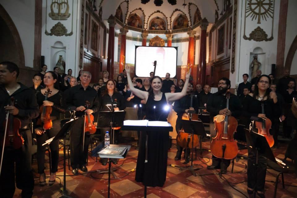 Isabel Palacios Fotografía cortesía: OSMC