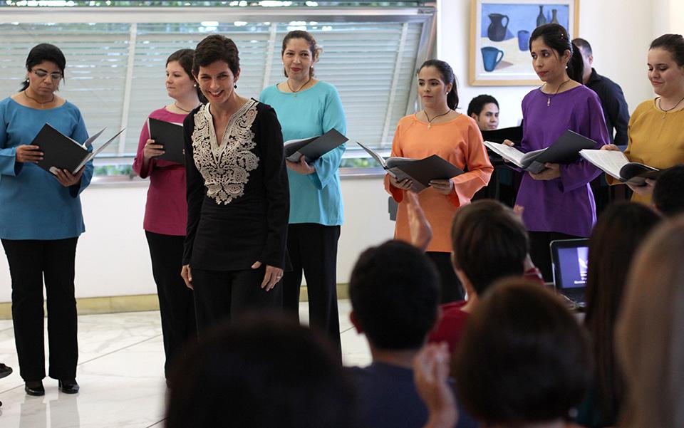 Ceremonia de Villancicos: Contemplación y reflexión a través de la música coral