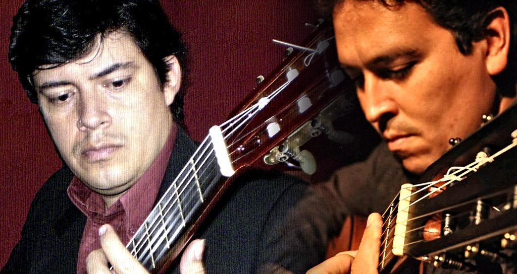 José Luis Lara y Efrén Suarez rinden tributo a autores venezolanos en recital en el marco del 3er Concurso Nacional de Guitarra Alirio Díaz