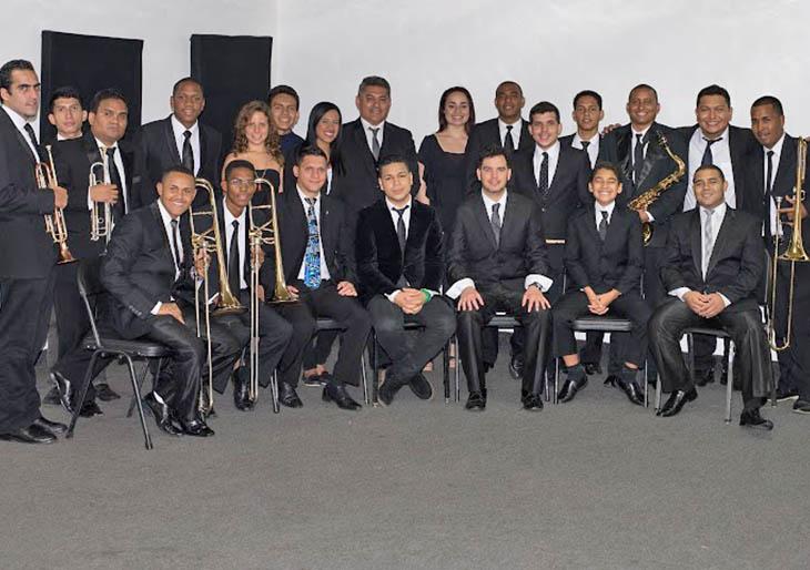 Simón Bolívar Big Band Jazz presenta Tributo a los Grandes del Jazz Vol. II