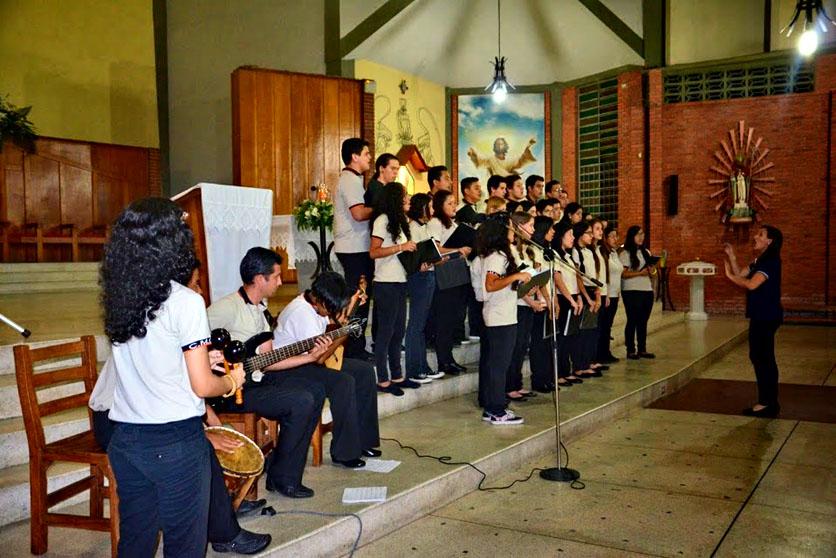 Exitosa gira de Conciertos del Coro Mixto del Conservatorio de Música de Carabobo