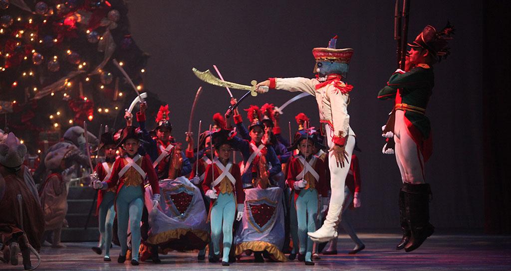 Ballet Teresa Carreño Primer cuerpo de baile del país