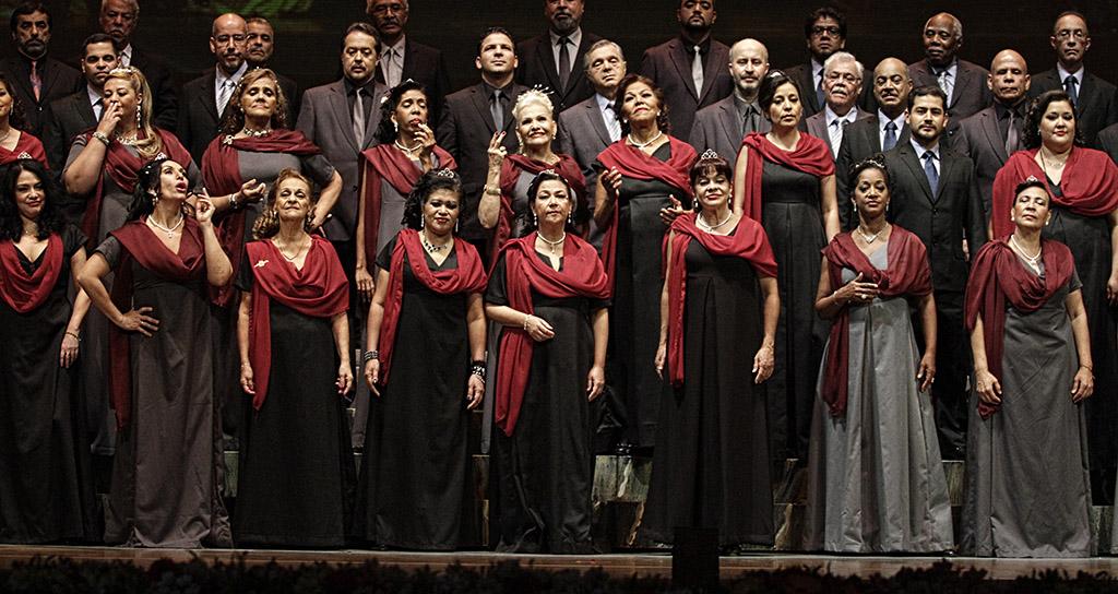 """Coro de Ópera """"Teresa Carreño"""" ofrecerá serie de conciertos"""