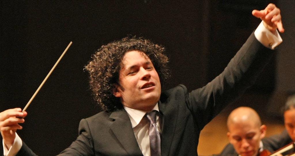 Gustavo Dudamel cierra  el 2014 con temporada de conciertos en Venezuela