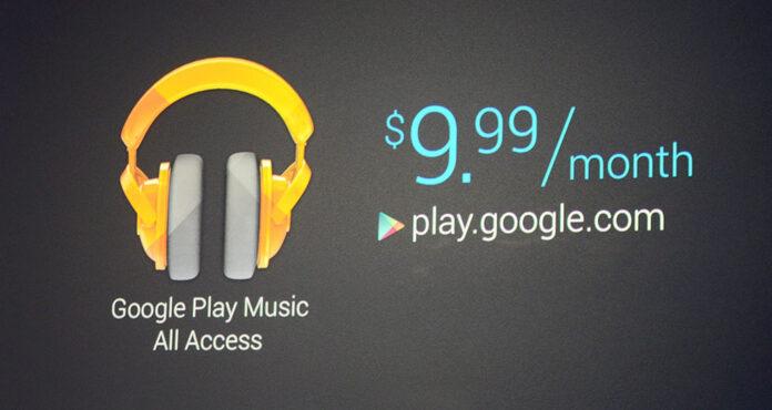 Google ofrece ya a todos los suscriptores del servicio de pago All Access