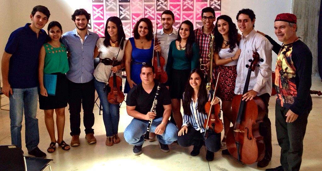 El Ensamble Musicum presenta este Domingo La Marsellesa venezolana
