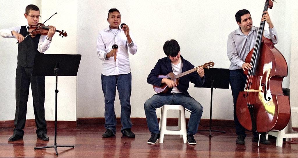 FundaEscucharte culmina ciclo Cátedra Itinerante de Música venezolana