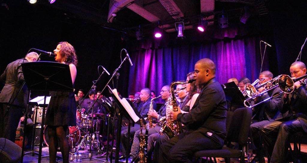 """""""Homenaje a las Grandes Voces del Jazz"""""""
