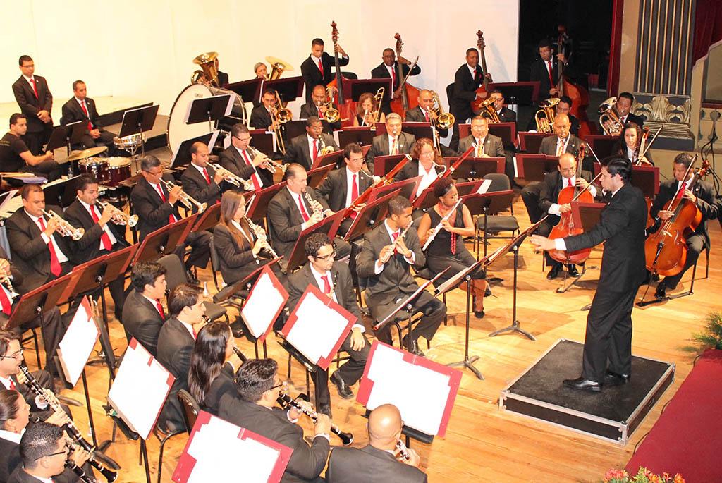 Banda Marcial Caracas presentará concierto lirico y como invitado el Coro Sinfónico del estado Carabobo