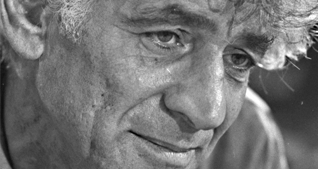 Y Leonard Bernstein bajó a los muelles