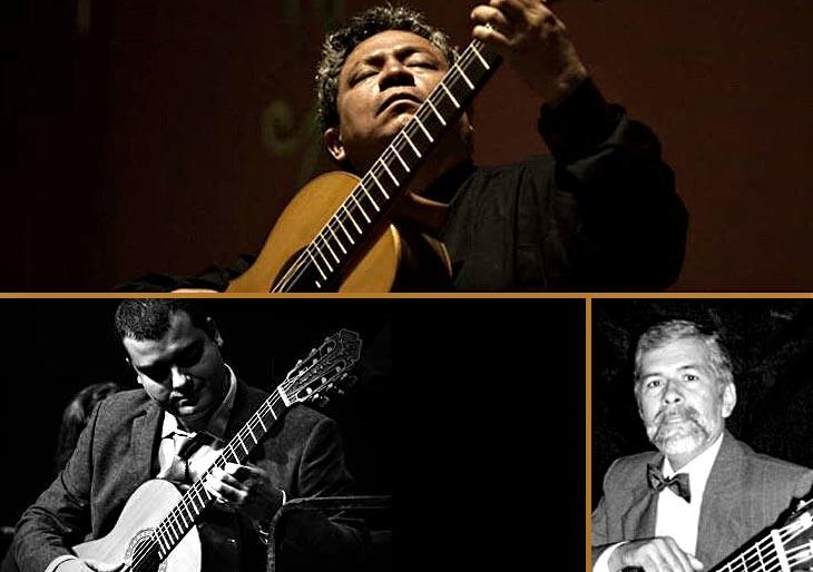 Inicia la parte definitiva del  3er Concurso Nacional de Guitarra Alirio Díaz
