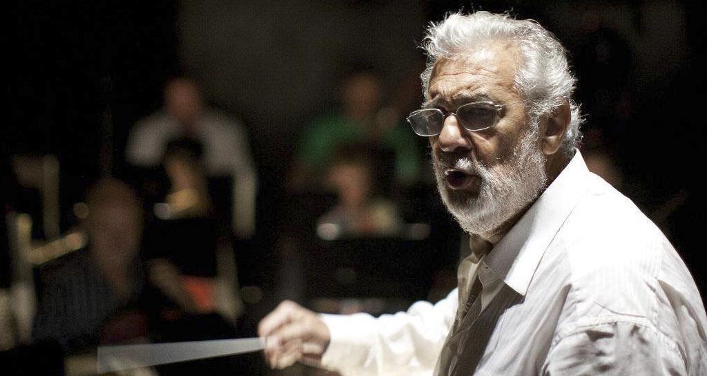 """Plácido Domingo: """"Nunca pensé que seguiría cantando a mi edad"""""""