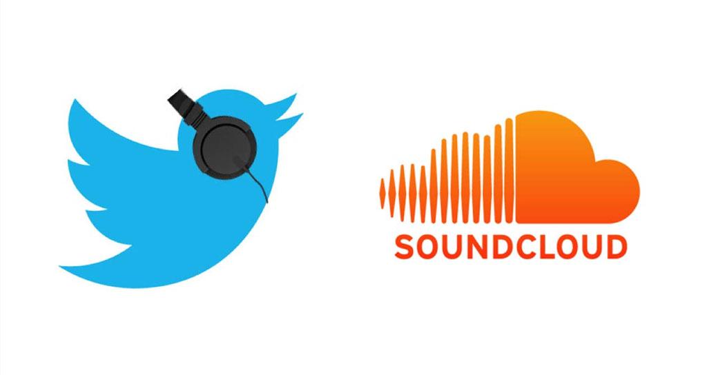 Twitter se estrena con tuits de audio en colaboración con SoundCloud